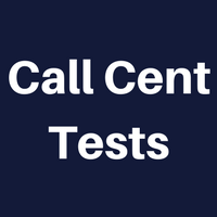 Icon CallCent Tests