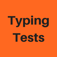 Icon Typing Test